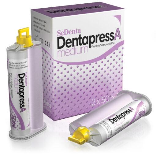 DentapressA Medium 2. ölçü