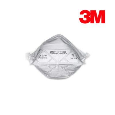 3M VFlex 9152 E Ventilsiz FFP2 N95 Maske