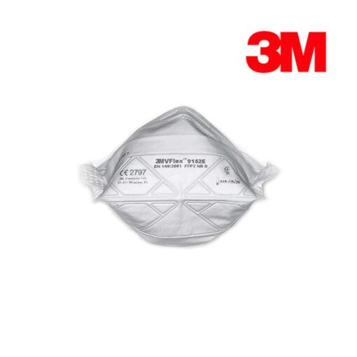 3M Maske VFlex 9152 E Ventilsiz FFP2 N95 Maske