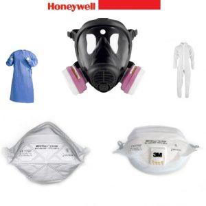 Maske Çeşitleri - Önlük - Tulum