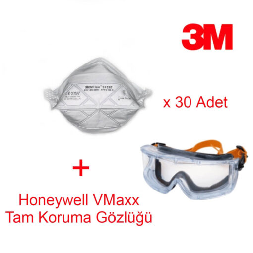 3M VFlex 9152E Maske