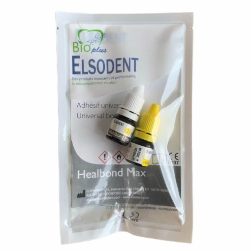 Elsodent healbond max Bonding